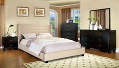 Artemis 5 PC Bedroom Set by Furniture of America