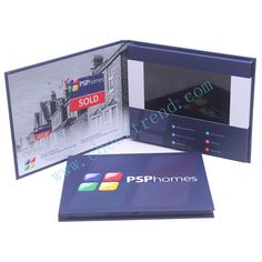Video brochure card video greeting card promotional voice video brochure card video greeting card 2018 hottest 7 inch hardcover video brochure promo m4hsunfo
