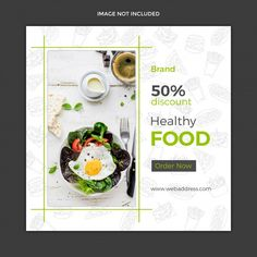 Food Graphic Design, Food Poster Design, Food Design, Social Media Poster, Social Media Banner, Social Media Design, Banner Design Inspiration, Web Banner Design, Instagram Design