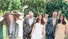 Hyde Barn – confetti - Wedding Photography – PJL Photography - PhotoJenic Life Photography Life Photography, Wedding Photography, Wedding Confetti, Bridesmaid Dresses, Wedding Dresses, Hyde, Barn, Fashion, Wedding Shot