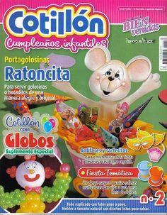 Revista gratis para fiestas infantiles
