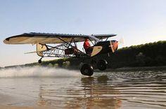 Savage Cub Aircraft - The ultimate bush plane X-Air Australia Zlin. Stol Aircraft, Executive Jet, Light Sport Aircraft, Bush Pilot, Bush Plane, Float Plane, Private Plane, Aircraft Photos, Vintage Airplanes