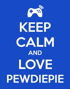 Who loves pewdiepie???? I know I do! Comment if you like him too!!!
