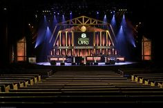 Grand Ole Opry, Nashville TN