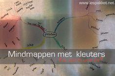 Mindmappen met kleuters - Lespakket - thema's, lesideeën en informatie - onderwijs aan kleuters