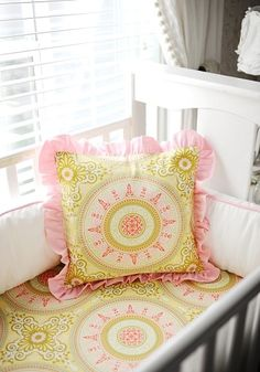 Heart of Gold Baby Bedding