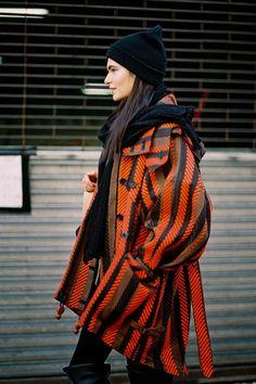 Vanessa Jackman: New York Fashion Week AW 2014....Nouk