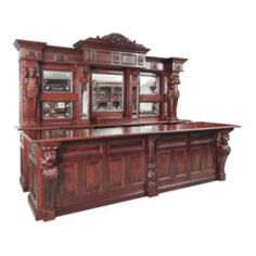 We have a huge range of commercial bars and can custom make to your requirements whether you are after an antique bar or a contemporary bar.  sc 1 st  Pinterest & Canopy Pub Bars Antique Bars Antique Mantels Antique Doors ...