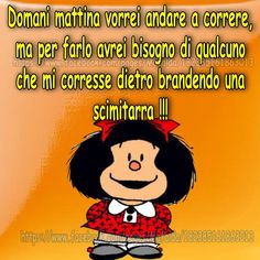 Mafalda and more… Snoopy, Diet Humor, Italian Language, Carpe Diem, Betty Boop, Funny Images, Vignettes, Have Fun, Funny Quotes
