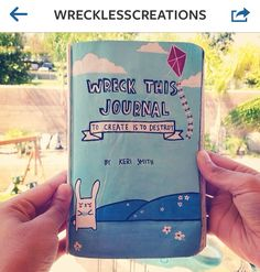 Wreck this journal                                                                                                                                                                                 Mehr