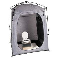 The Dunny Tent - Toilet / Shower Shelter