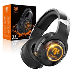 Amazon has the JAKO Gaming Headset for PS4 Xbox One Playstation 4 and Nintendo Switch, Noise Cancelling Over Ear Headphones with Mic, Headset with Soft Earmuffs for PC Notebook MP4 Mobile Phone and Ipad marked down from $35.99 to $13.90 and it ships for free with your Prime Membership or any $25 purchase. That is…