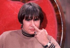 🤷🏻♂️ the monkees ~davy jones Davy Jones Monkees, The Monkees, Michael Nesmith, I Salute You, Stuck In The Middle, Caricature Artist, Yesterday And Today, Real People, Famous People