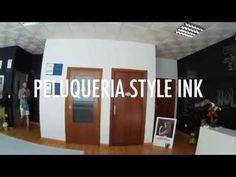 Peluquería Style Ink. Plasencia - YouTube