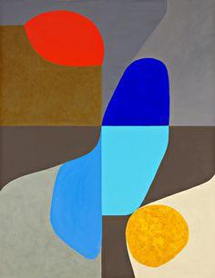 Blue Bird 2 © Stephen Ormandy  at Tim Olsen Gallery Sydney Australia