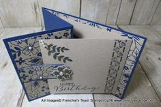 Stampin'Up! Demonstrator Free tutorial, video, how to stamp/technique and all you have to know about scrapbook and stamping. I'm in Cheyenne WY.