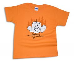 Glow in the Dark Camping Marshmallows Kids' T-Shirt - $15.95