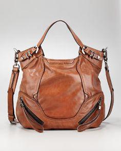 LOVE Oryany Tegan Shoulder Bag, Brown