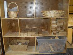 Building our Reggio Emilia Inspired Classroom