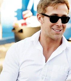 Pin for Later: Ryan Gosling's Sex Appeal Explained in GIFs The Do These Shades Look Good on Me? Ryan Gosling Gif, Ryan Gosling Style, Crazy Stupid Love, Ryan Thomas, Celebs, Celebrities, My Children, Hot Guys, Stuff To Do
