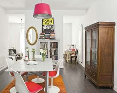 Décor do dia: irreverência cult - Casa Vogue | Interiores