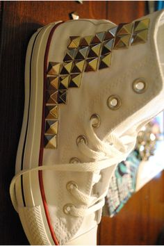 studded converse tutorial