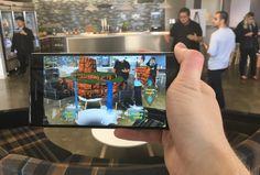 Google launches Tango AR smartphone system   TechCrunch