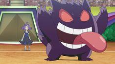 Ghost Pokemon, Ghost Type, Mood Pics, Ash, Anime, Icons, Cartoon, Manga, Board