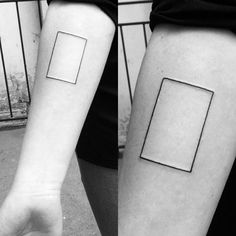 Simple rectangle for Mina, thank you! #ikaatattoo #tattoo #geometry #geometric #rectangle #blackink #LineArt #linework #btattooing #blackwork #blackworkers #blackworkerssubmission #tttism #lovettt