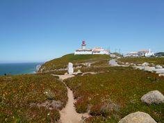Capo da Roca, Portugal (Luglio)