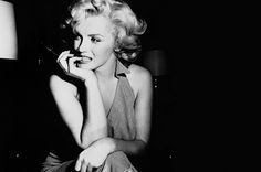 """""""Hollywood is a place where they'll pay you a thousand dollars for a kiss and fifty cents for your soul.""""  -Marilyn Monroe <3"""