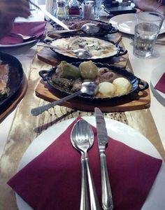 Bosnien traditionel cuisine.