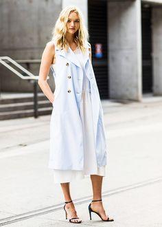 Cómo Vestirte En 2 Minutos Y Verte Chic? (via Bloglovin.com )