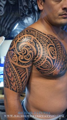 polynesian tattoo | Tumblr
