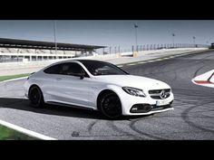 Mercedes-Benz: Mercedes-Benz TV: The new Mercedes-AMG C 63 S Coupé.