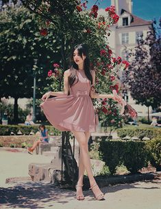 Love these casual korean fashion Cute Fashion, Asian Fashion, Fashion Models, Girl Fashion, Fashion Outfits, Womens Fashion, Ulzzang Fashion, Ulzzang Girl, Modelos Fashion
