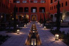 Hotel Rosewood San Miguel de Allende - Pasillo de los Espejos