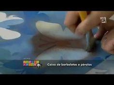 Stencil OPA - 17/06/2014 - Mayumi Takushi - Caixa Borboletas e Pérolas - YouTube