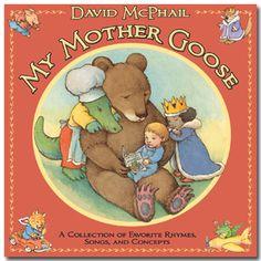 My Mother Goose, David McPhail