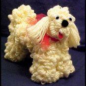 Coat Hanger Dog... I'm glad i found this