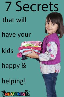 Need some great ideas to motivate your kids to do chores without complaint. These 7 secrets to getting your kids motivated to help out without the need to nag will change the way your kids look at chores and they will be happy and helping! Also has a recommendation on the best chore chart ever!