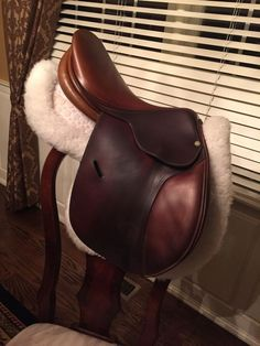 "16"" Butet Saddle"