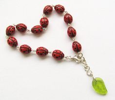 Ladybugs II by woodfairy on Etsy, $15.00
