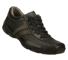 Men's Skechers Orton - Fario - Black