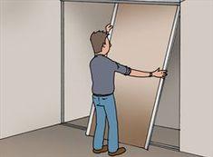 Inbouwkast met schuifdeuren maken | GAMMA.be