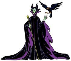 Sleeping Beauty's Maleficent Clip Art Images | Disney Clip Art Galore