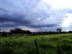 Nature Blue and Green - Rain - Clouds foto:Kp