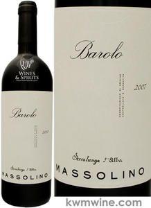 Massolino Barolo 2007 from Piedmont