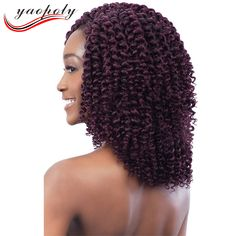 Check out this product on Alibaba.com APP Hot selling cheap crochet braid alibaba express jumpy braiding hair wand curl, afro twist braid hair extension