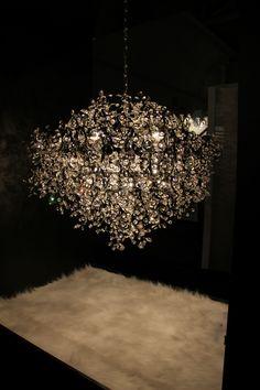 So Glam! Home Lighting.http://pinterest.com/intlhomeshow/